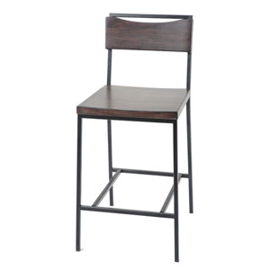Columbus 26-Inch Counter Stool