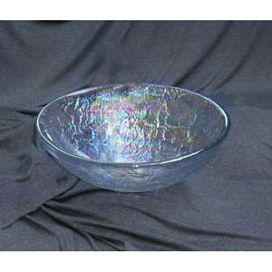 Crystal Reflections 16-Inch Vessel