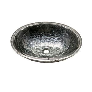 Steel Gray Bathroom Undermount
