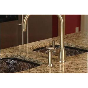Black Nickel Undermount Kitchen Sink