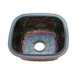 Blue Reflections Undermount Kitchen Sink
