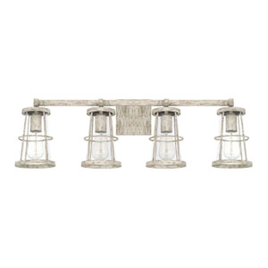 Beaufort Gray Four-Light Vanity