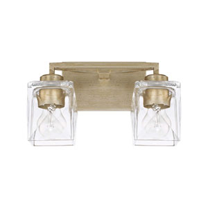 Karina Winter Gold Two Light Vanity