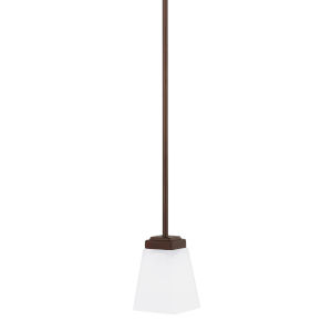 HomePlace Baxley Bronze 51-Inch One-Light Mini Pendant