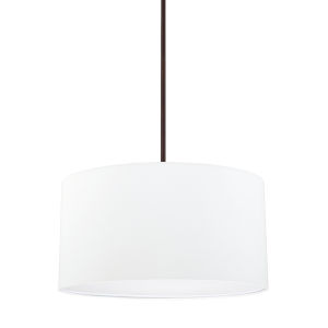 HomePlace Bronze 18-Inch Three-Light Pendant