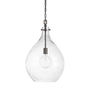 Somerset Grey One-Light Pendant