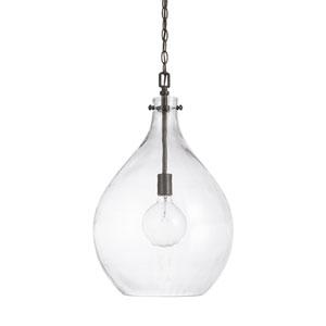 Somerset Grey One-Light Pendant