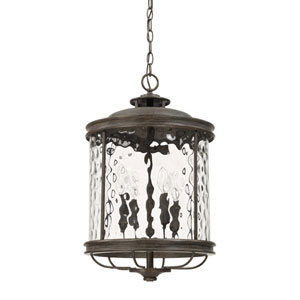 Bristol Black Four-Light Pendant