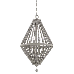 Kima Paris Grey Four-Light Pendant