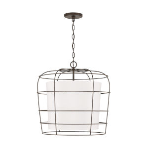 Farm House Four-Light Pendant