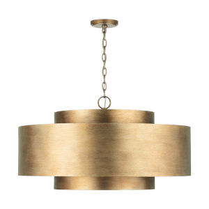 Jude Mystic Luster Nine-Light Pendant