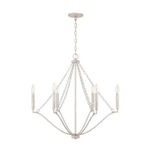 Mystic Sand Six-Light Chandelier