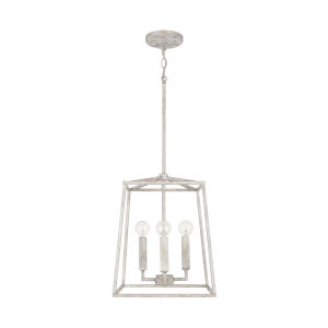Thea Mystic Sand Four-Light Foyer Pendant
