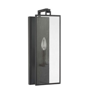 Rylann Matte Black One-Light Sconce