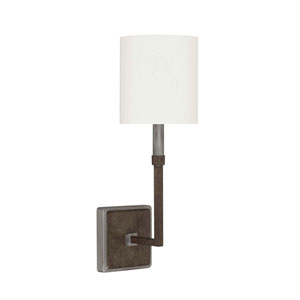 Zac Urban Gray One-Light Sconce