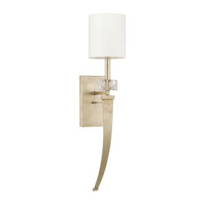 Karina Winter Gold One-Light Wall Sconce