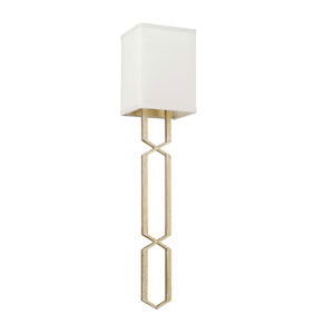 Winter Gold One-Light Sconce