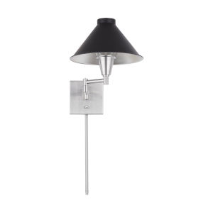Black Tie One-Light Sconce