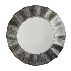 Mirror Aged Zinc 36-Inch Mirror