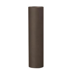 Oiled Bronze 83-Inch Outdoor Post