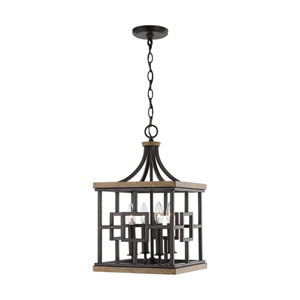 Renaissance 20-Inch Four-Light Pendant