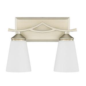 Boden Soft Gold Two-Light Vanity
