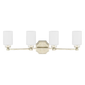 Olivia Winter Gold Four-Light Vanity