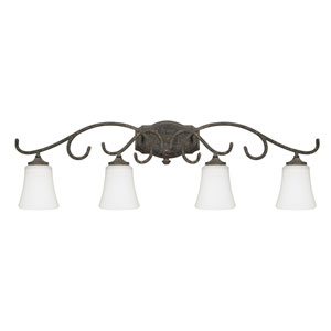 Everleigh French Greige Four-Light Vanity