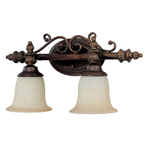 Avery Two-Light Bath Fixture
