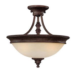 Hill House Semi-Flush Ceiling Light