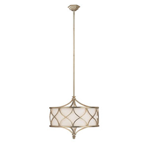 Fifth Avenue Winter Gold Three-Light Pendant