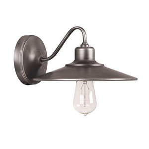 Urban Graphite One Light Sconce