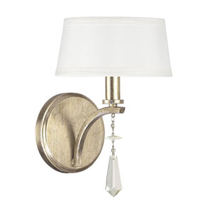 Margo Winter Gold One-Light Sconce