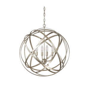 Axis Winter Gold Four Light Pendant