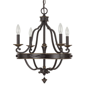 Wyatt Surrey Four-Light Chandelier