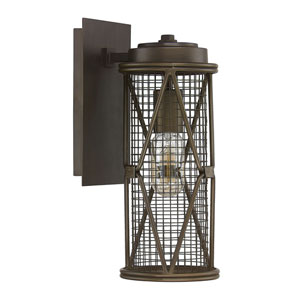 Jackson Oil Rubbed Bronze One-Light Sconce