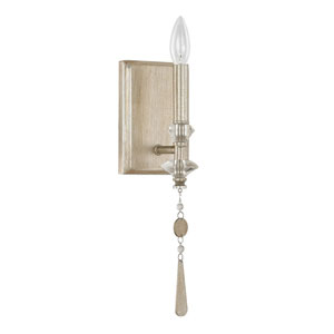 Berkeley Winter Gold One-Light Sconce