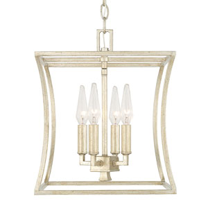 Westbrook Winter Gold Four-Light Foyer