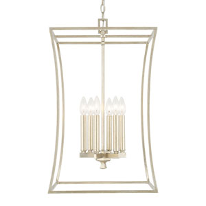 Westbrook Winter Gold Six-Light Foyer