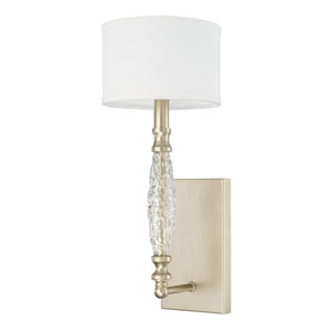 Seaton Soft Gold One-Light Wall Sconce
