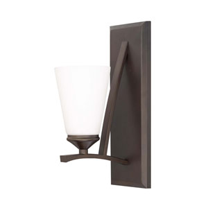 Boden Burnished Bronze One-Light Wall Sconce