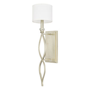 Donny Osmond Windsor Soft Gold One-Light Wall Sconce