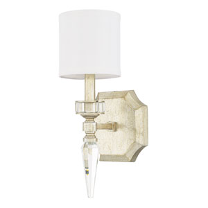 Olivia Winter Gold One-Light Wall Sconce