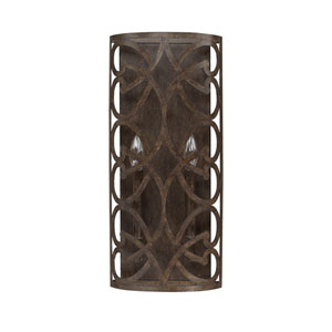 Renaissance Brown Two-Light Sconce