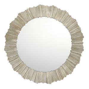 Gilded Silver Mirror