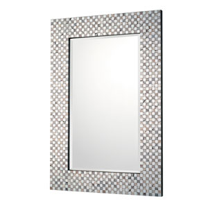 Embossed Metallic Mirror