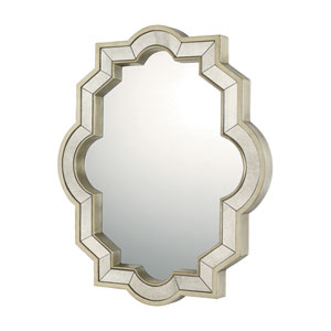 Mirrors Brushed Silver Mirror