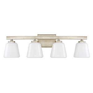 Berkeley Winter Gold Four-Light Vanity