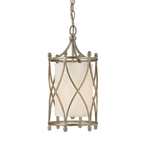 Fifth Avenue Winter Gold One-Light Lantern Pendant