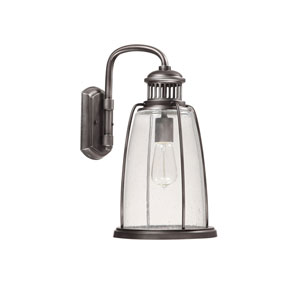Harbour Graphite One Light Wall Lantern